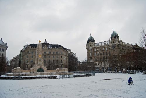 OLTRE L'ORIZZONTE: BUDAPEST - Arrivo a Budapest