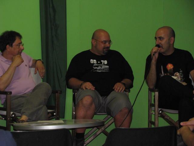 Giorgio, Luca e Morozzi.JPG