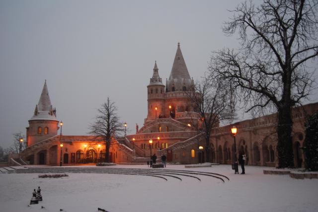 OLTRE L'ORIZZONTE: BUDAPEST - Il Bastione dei Pescatori - Esterno